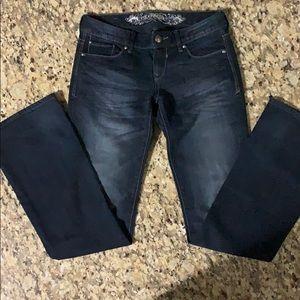 Express Jeans- Stella • Regular Fit • Boot Cut